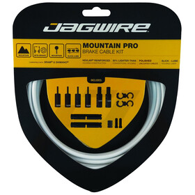 Jagwire Mountain Pro Brake Cable white
